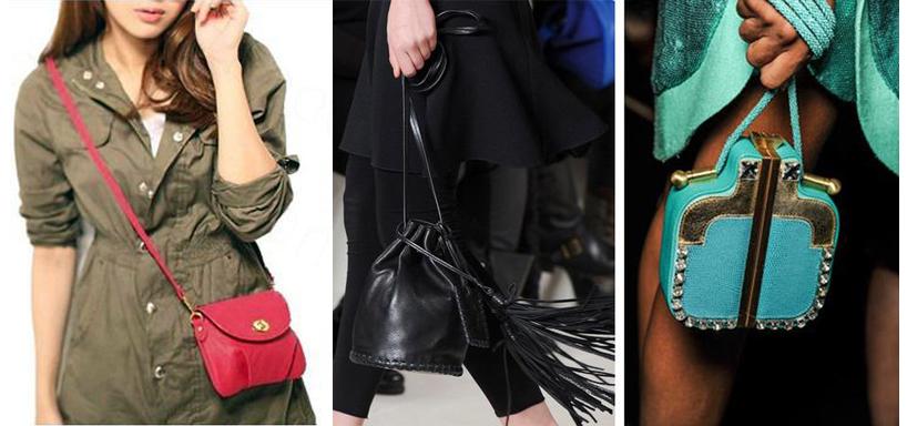 Стильные женские сумки cross body от Trendy Bags