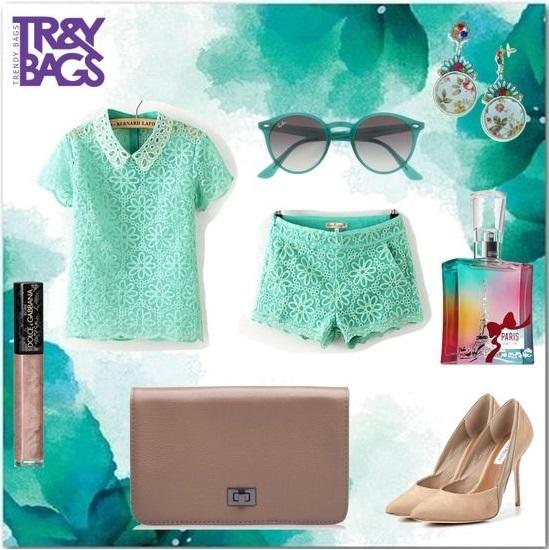 Женская сумка от Trendy Bags, модель DEMI Артикул: B00348