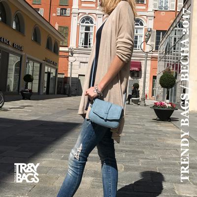 Женская сумка через плечо оптом от Trendy Bags Модель Cross