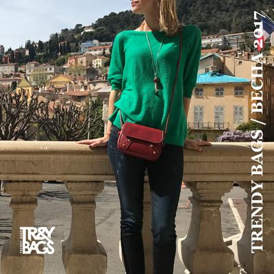Женская сумка через плечо модель Ruby от Trendy Bags