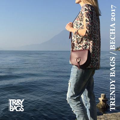 Женская сумка через плечо от Trendy Bags оптом Модель Ava