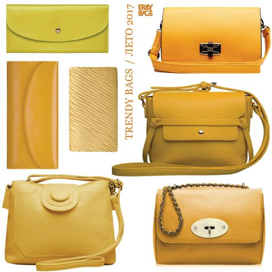 Женские сумки оптом желтого цвета