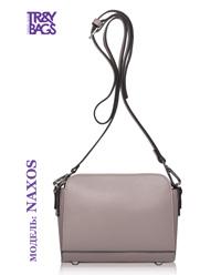 Женская сумка кросс-боди из натуральной кожи NAXOS