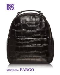 Женский рюкзак из натуральной кожи FARGO