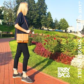 Кросс-боди из экокожи от Trendy Bags - JOANA