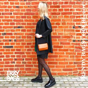 Сумка из натуральной кожи NICOS от Trendy Bags