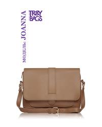Женская сумка кросс-боди из экокожи JOANA