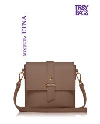 Женская сумка кросс-боди из экокожи ENTA