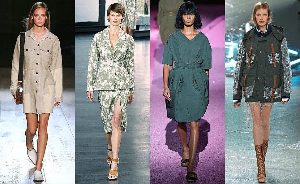Женские стильные платья 2016
