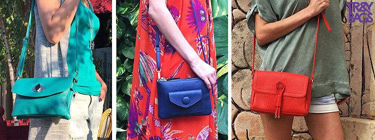 Женские сумки из кожзама оптом от Trendy Bags