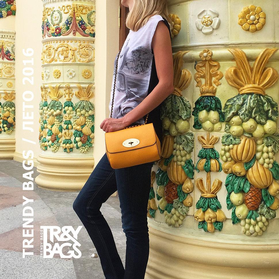 Женская сумка через плечо оптом в Москве модель DELICE от Trendy Bags.