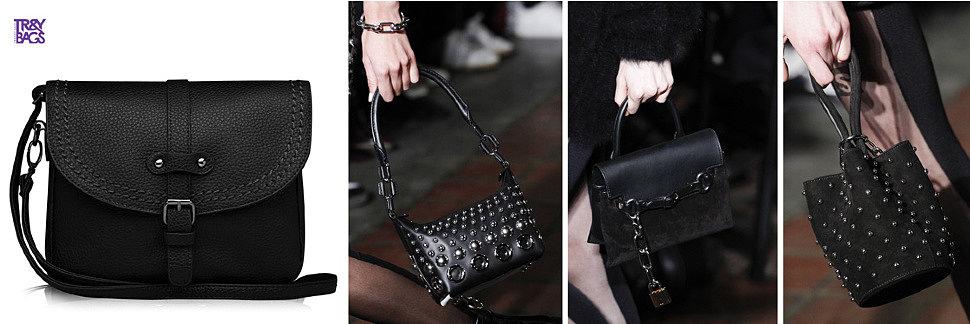 Модная женская сумка через плечо модель REAINA от Trendy Bags