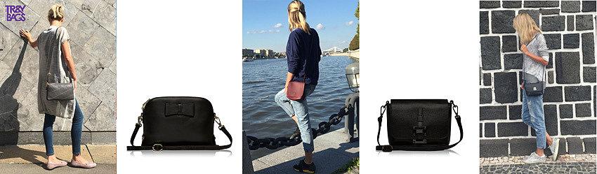 Женские сумки через плечо оптом в Москве от Trendy Bags