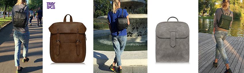 Женские рюкзаки оптом В Москве. Trendy Bags