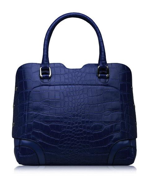 9a31a942ca4d Модель: LEYA- стильная кожаная сумка с тиснением под крокодила  интернет-магазин модных женских сумок. Купить сумку из кожи крокодила.